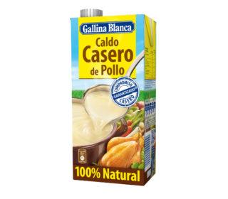 Caldo G. Blanca pollo L.