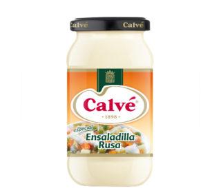 Calvé especial ensaladilla rusa 450 ml.