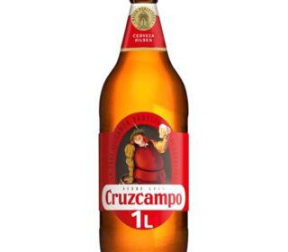Cerveza Cruzcampo L.
