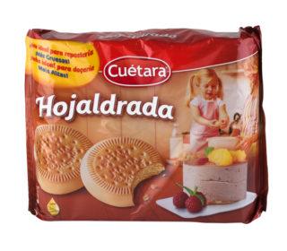 Galletas Cuetara Hojaldradas 600 g.