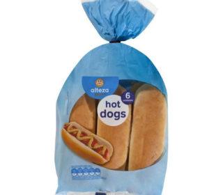 Pan Hot Dog Alteza pack-6 und.