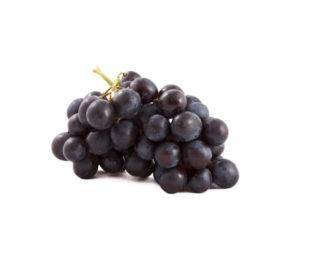 Uvas rojas con pepitas, Kg.