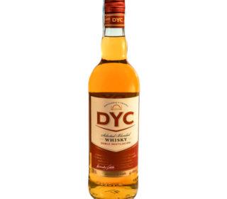 Whisky DYC 5 años 70 cl.