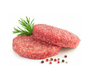 Burguer meat cerdo/vacuno, Kg.