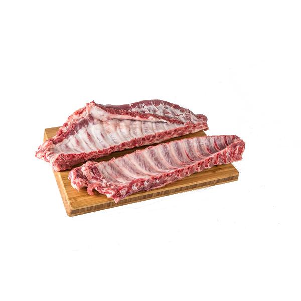 """Costillas cerdo duroc """"certificado"""", Kg."""
