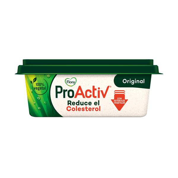 Margarina Flora Pro-activ 250 g. clásica