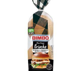 Burguer brioche Bimbo 300 g.