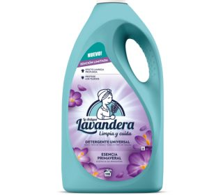 Gel detergente Lavandera primavera 110 dosis