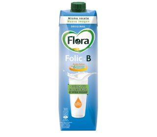 Preparado lácteo Flora 1 Lt.