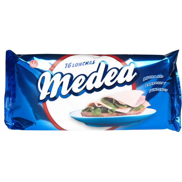 Queso lonchas Medea 16 lonchas