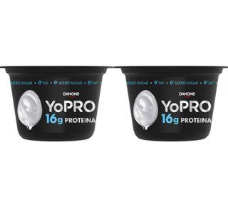 Yopro natural pack-2×160 g.